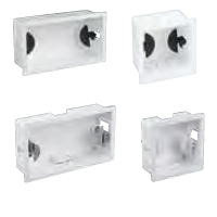 Accessory Boxes- Flush Mounted